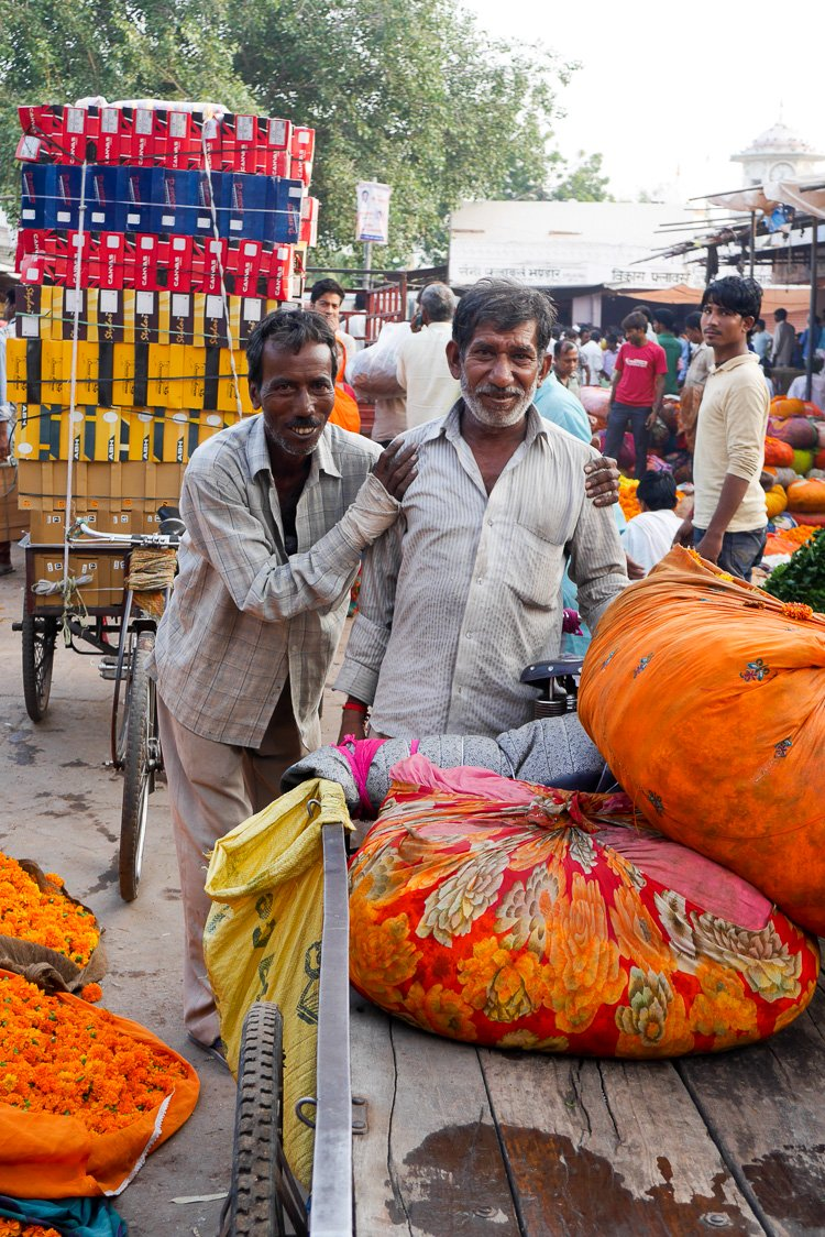 paipur flower market via perfectly imperfect living
