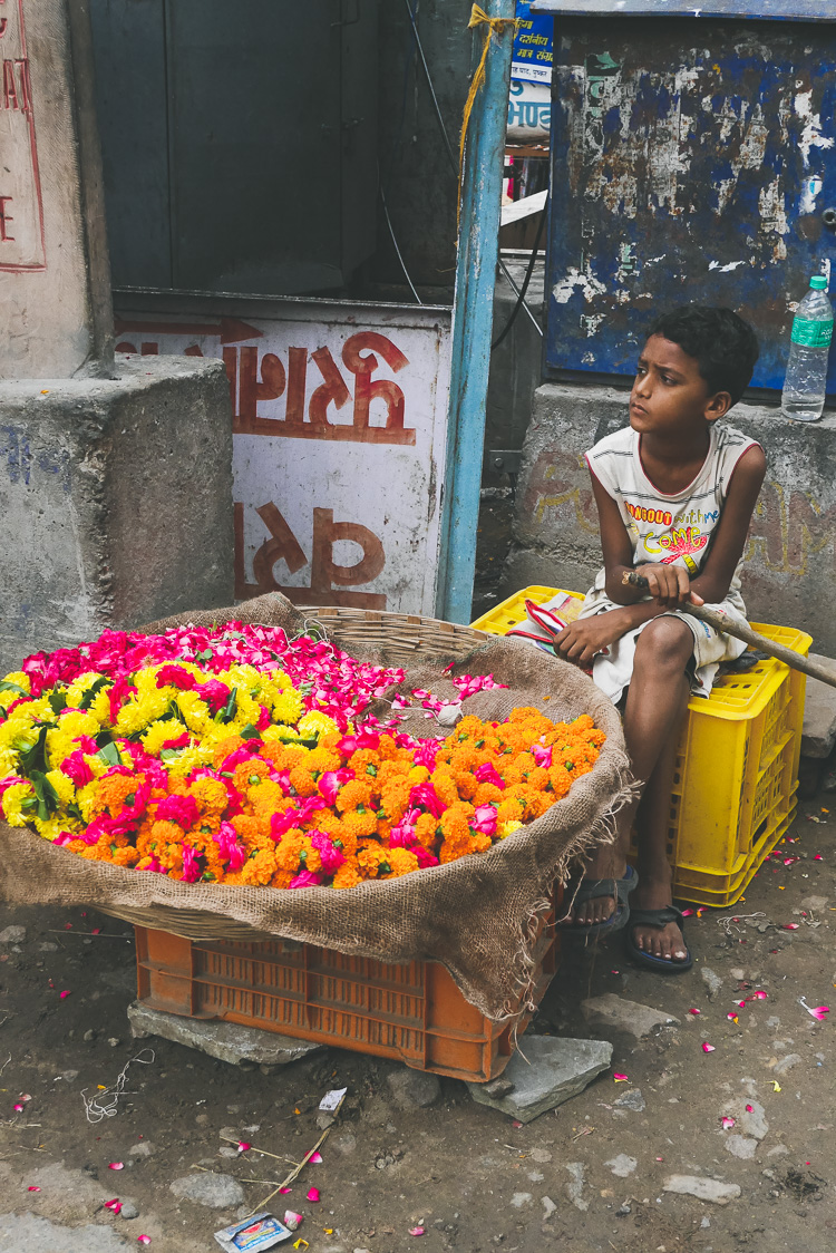 flower seller via perfectly imperfect living