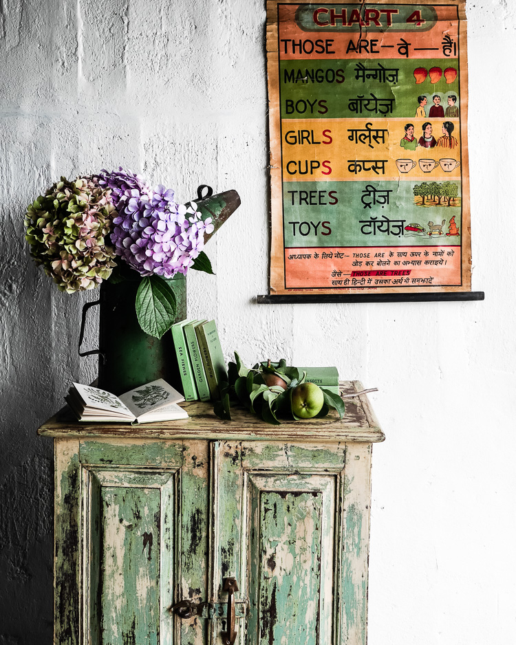 vintage furniture via perfectly imperfect living