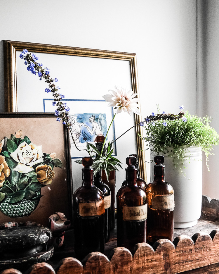 objet trouve via perfectly imperfect living