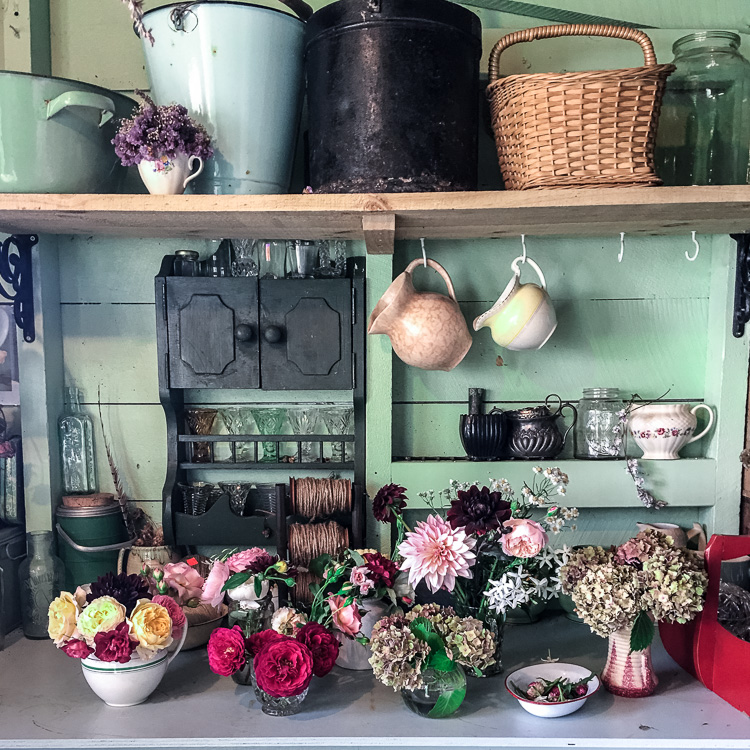 florabundance via perfectly imperfect living