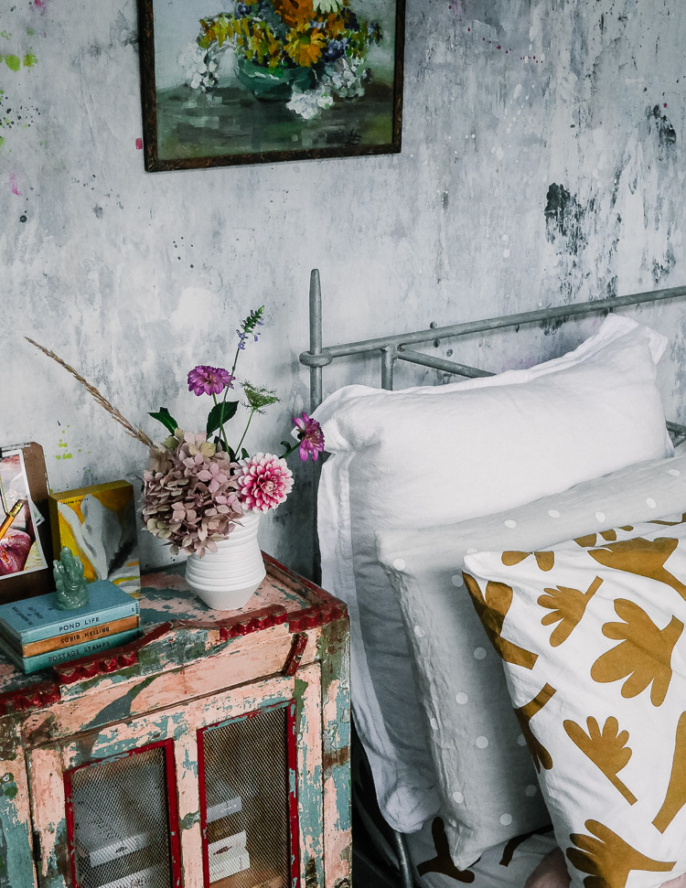 lessons in colour via perfectly imperfect living