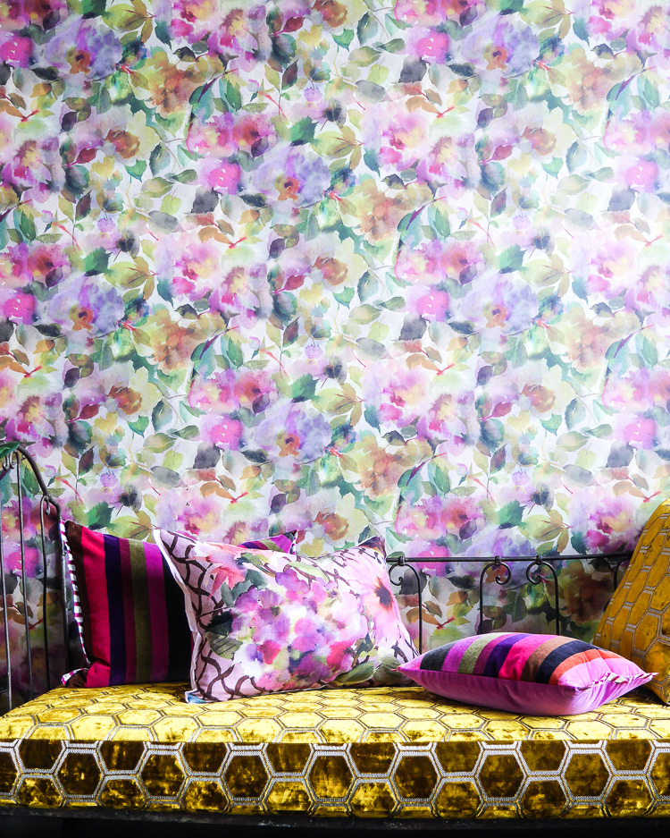 perfectly imperfect style - add colour